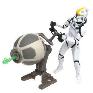 Clone Trooper Republic Gunship Pilot Star Wars (スターウォーズ) Attack of the Clones 3.75 アクショ