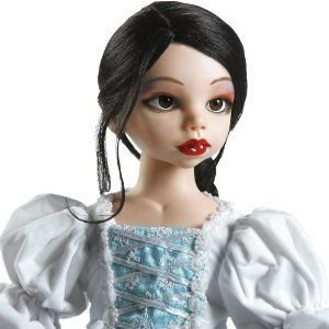 Collectible Snow 白い (白雪姫) Doll - 18-inch Fairy Tale Doll in Caressalyn Vinyl ドール 人形 フ