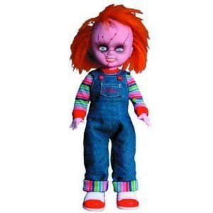 Collector's 2012 Living Dead Dolls(リビングデッド) Childs Play 10 Chucky Doll in Mint Box ドール