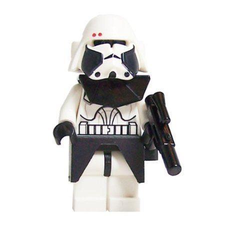 Commander Bacara - miniBIGS Custom Minifigure ブロック おもちゃ