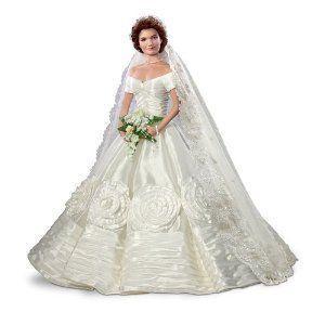 Commemorative Bride Doll: Jacqueline Kennedy ドール 人形 フィギュア