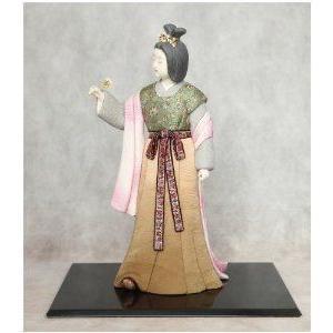 Creative Wooden Doll: Asuka Period Doll ドール 人形 フィギュア