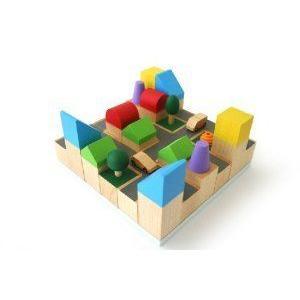 Cubiciti Classic Set 6 ブロック おもちゃ