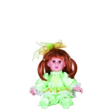 CUTIE (SETOF3) 8 Vinyl Toddlers Doll By ゴールドen Keepsakes ドール 人形 フィギュア