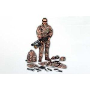 Dale Earnhardt 12 Outdoor Collectible Figure Sportsman Collection Series 1- Bow Hunter ドール 人形