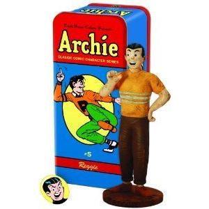Dark Horse Deluxe Classic Archie Character Statue #5: Reggie フィギュア おもちゃ 人形