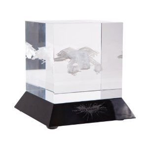 DC Collectibles The Dark Knight Rises: The Bat Glass Etching フィギュア おもちゃ 人形
