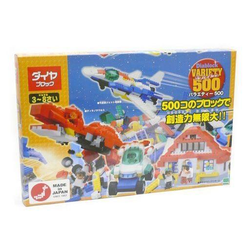 DiaBlockBasic Series KV-17 Variety 500 フィギュア ダイキャスト 人形