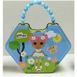 Diamond Purse - Lalaloopsy - Flowers 青 フィギュア おもちゃ 人形