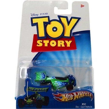 Disney (ディズニー) / Pixar (ピクサー) Toy Story 3 Hot Wheels (ホットウィール) ダイキャスト Vehicl