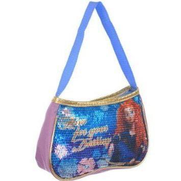 Disney (ディズニー) Pixar (ピクサー) Brave Sequin Girls Handbag ブロック おもちゃ
