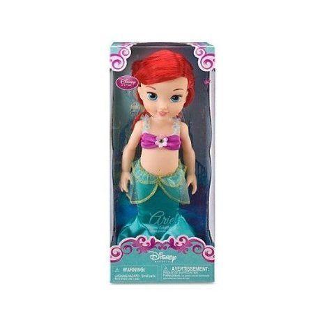 Disney (ディズニー)Princess - 16 The Little Mermaid (リトルマーメイド) - Ariel Toddler Doll - Disn