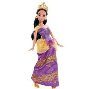 Disney (ディズニー)Princess Sparkling Princess Jasmine Doll - 2012 ドール 人形 フィギュア
