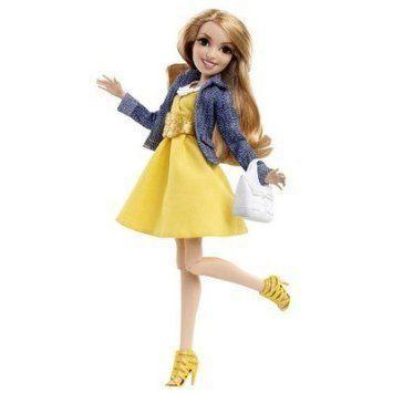 Disney (ディズニー)V.I.P. Teddy Duncan Fashion Doll ドール 人形 フィギュア