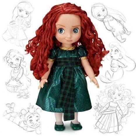 Disney/Pixar (ピクサー) Animators' Collection Merida Doll - 16'' ドール 人形 フィギュア