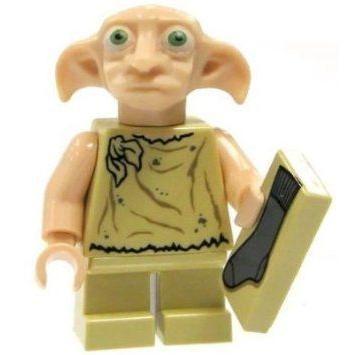 Dobby - Lego (レゴ) Harry Potter (ハリーポッター) Minifigure ブロック おもちゃ