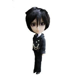 Docolla Pullip(プーリップ) Doll 黒 Butler Sebastian TaeYang Figure Doll ドール 人形 フィギュア