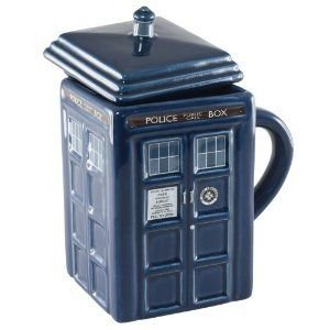 Doctor Who (ドクター・フー) 17 oz. Figural Tardis Mug フィギュア おもちゃ 人形