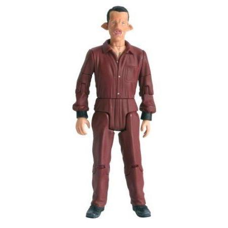Doctor Who (ドクター・フー) 5 アクションフィギュア 人形 - Laszlo フィギュア おもちゃ 人形