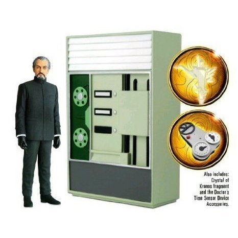 Doctor Who (ドクター・フー) The Master with Tardis As Computer Bank by Underground Toys TOY ドール