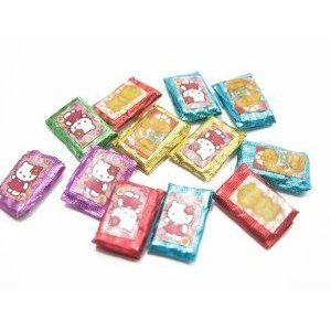 Dolls House Miniature Food Lot 12 Pcs Mixed Color Chocolate Bar Supply Deco - 8745 ドール 人形 フ