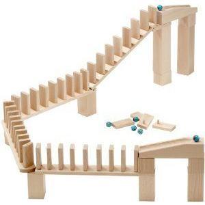 Domino - Marble Ball Track Accessory ブロック おもちゃ