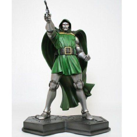 Dr. Doom Modern Exclusive Bowen Designs Statue フィギュア おもちゃ 人形