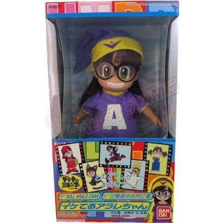 Dr. Slump 11 Doll Arale Chan A Costume Original Version 1997 Vintage Toy フィギュア 人形 フィギュ