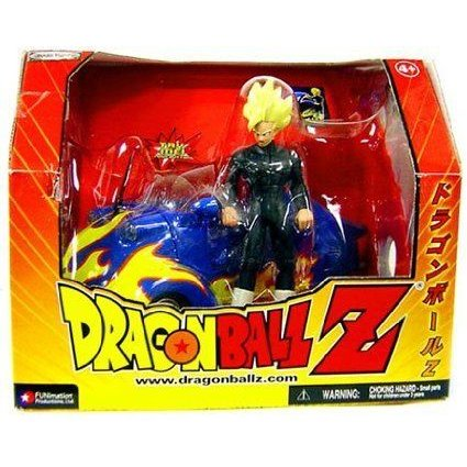 Dragonball Z Light and Sounds Vehicle 3Wheel Car 668