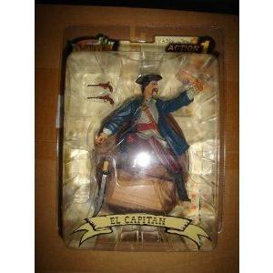 El Capitan, Action Series 1 フィギュア おもちゃ 人形