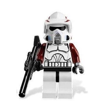 Elite ARF Trooper (2012) - Lego (レゴ) Star Wars (スターウォーズ) Minifigure ブロック おもちゃ