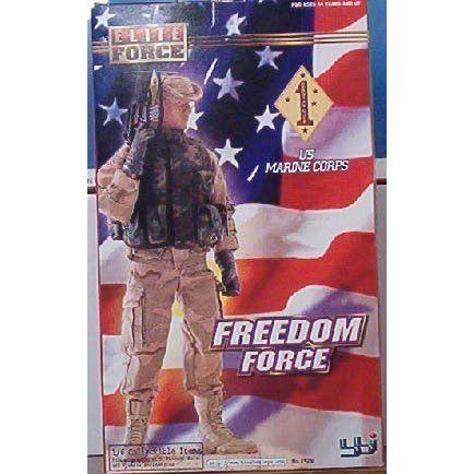 Elite Force Persian Gulf U.S. Marine 12 Figure フィギュア ダイキャスト 人形