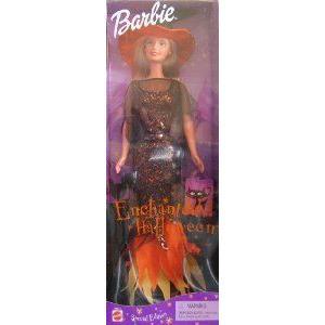 Enchanted Halloween Barbie(バービー) (Special Edition) ドール 人形 フィギュア