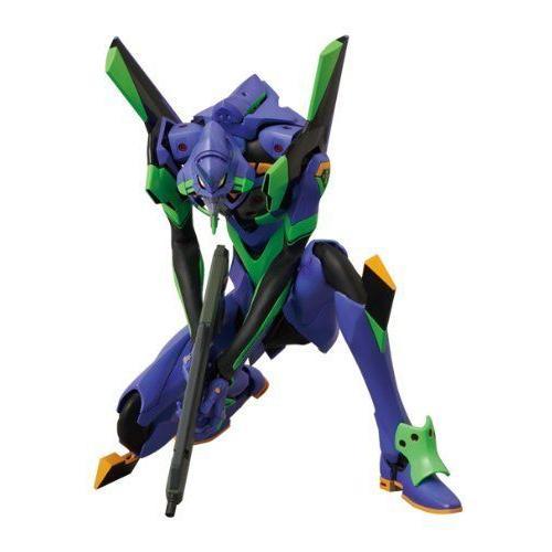 Evangelion 2.0 EVA-01 Real Action Hero Figure フィギュア ダイキャスト 人形