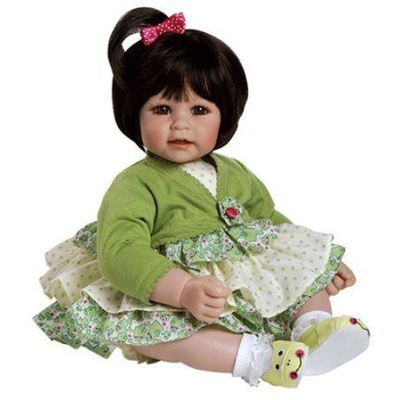 Fanciful Frog by Adora (アドラ アドラドール) 20 Inch Doll! IN STOCK NOW! ドール 人形 フィギュア