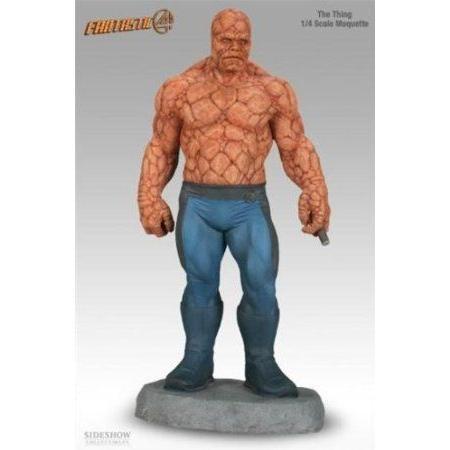 Fantastic Four (ファンタスティック4) the Movie - The Thing 1/4 スケール Maquette フィギュア おもち