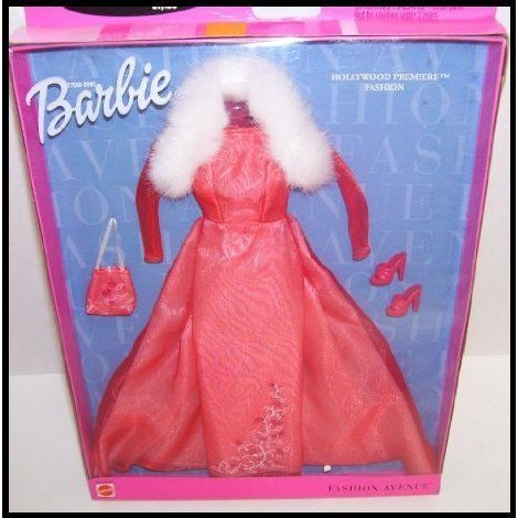 Fashion Avenue Barbie(バービー) Doll Hollywood Premiere Gown Set ドール 人形 フィギュア