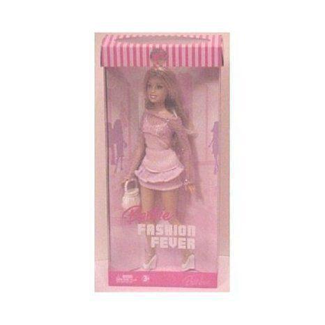 Fashion Fever Barbie(バービー) Doll Blonde Shimmery Light 緑ish 青 Dress ドール 人形 フィギュ