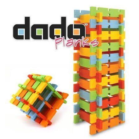 Fat Brain Dado Planks ブロック おもちゃ