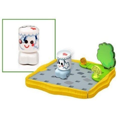 Fifi [#07]: Moshi Monsters (モシモンスターズ) x Bobble Bots Starter Set Series フィギュア おもちゃ