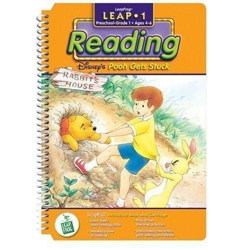 First Grade LeapPad Book: Pooh Gets Stuck フィギュア ダイキャスト 人形