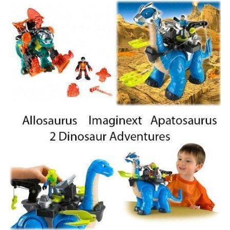 Fisher Price (フィッシャープライス) Imaginext Dinosaurs
