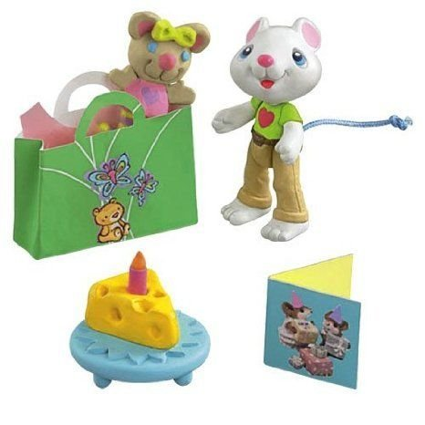 Fisher price hideaway hollow barry b. day プレイセット