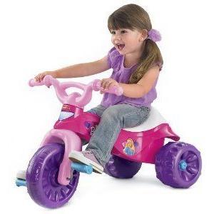 Fisher-Price (フィッシャープライス) Barbie(バービー) Tough Trike ドール 人形 フィギュア