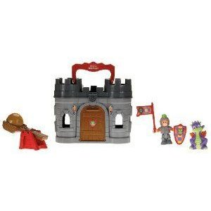 Fisher-Price (フィッシャープライス) Take Along Castle
