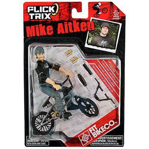 Flick Trix Pro Rider [Mike Aitken] フィギュア ダイキャスト 人形