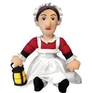 Florence Nightingale Little Thinker ドール 人形 フィギュア
