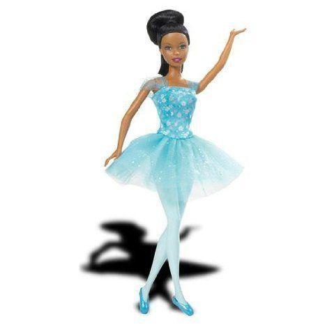 Forever Christie Ballerina - Barbie(バービー) Series ドール 人形 フィギュア