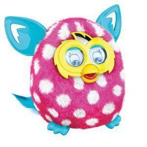 Furby (ファービー) Boom フィギュア 人形 (Polka Dots) おもちゃ