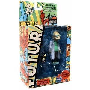 Futurama Toynami Encore Series 2 Action Figure Professor Farnsworth フィギュア ダイキャスト 人形